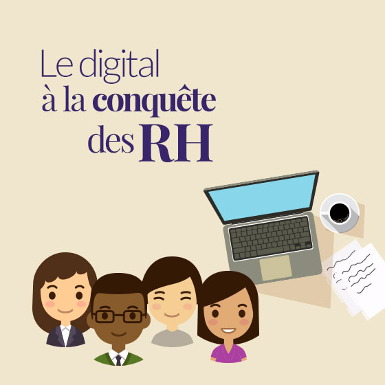 Les RH au coeur de la transformation digitale
